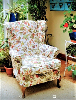 Wingback Loose Cover