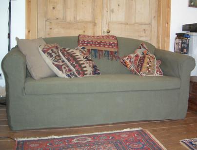 Sage Indian Cotton