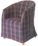 Little tub chair cover.