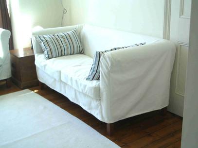 Crisp cotton covers