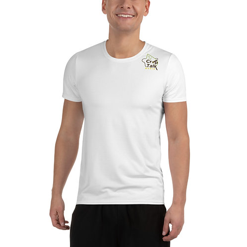 Men's CropTalk Athletic T-shirt