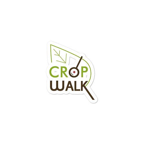 CropWalk Sticker