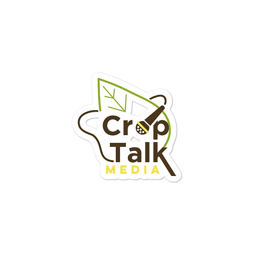 CropTalk Media Sticker