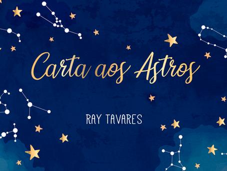 Uma conversa com Ray Tavares
