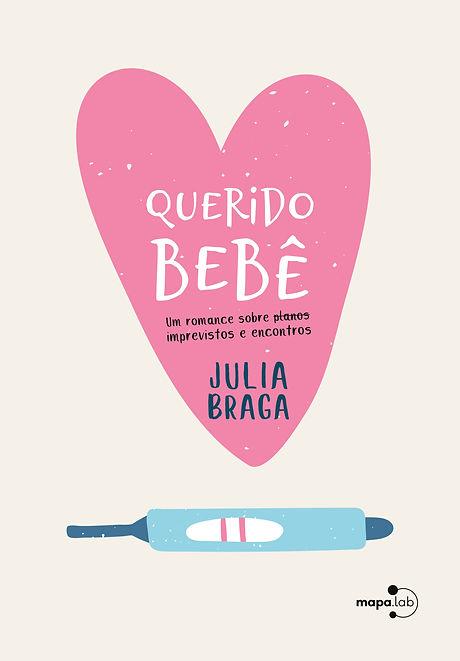 Livro Querido Bebê