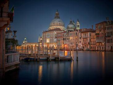 """""""Evening on the Grand Canal"""""""