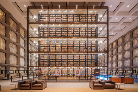 """""""Beinecke Library"""""""