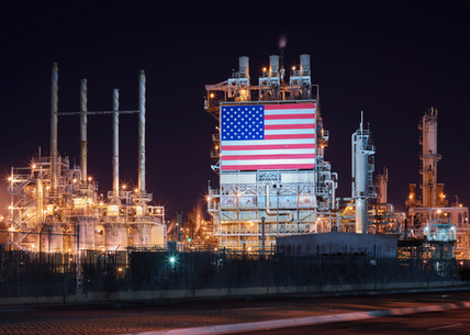 """Refinery Flag"""