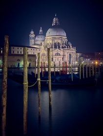 """""""Midnight at Santa Maria della Salute"""""""