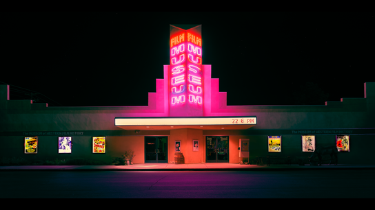 """""""Movie Museum"""""""