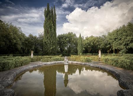 """""""Tuscan Garden"""""""