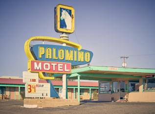 """""""Palamino Motel"""""""