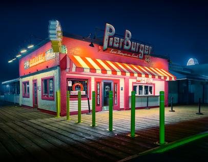 """Pier Burger"""