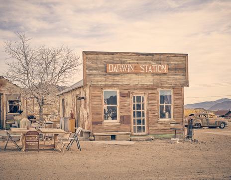 """Darwin Station"""