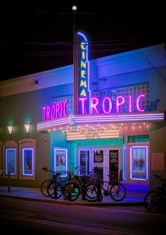"""Tropic Cinema"""