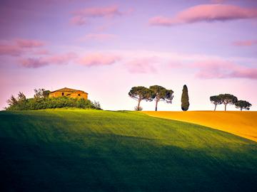 """Tuscan Dream"""