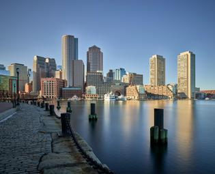 """Boston Harbour"""