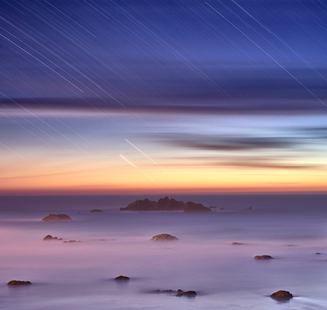 """Starset at Bandon Beach"""