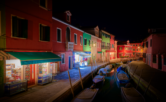 """""""Postcards from Burano"""""""