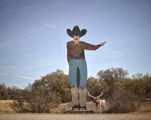 """""""Tall Texan"""""""