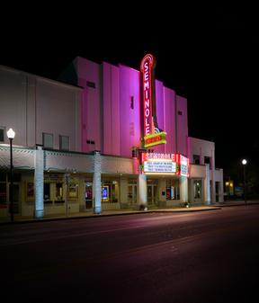 """Seminole Theater"""