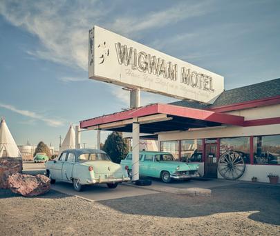 """Wigwam Motel"""