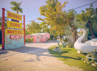"""Sunset Cove Motel"""