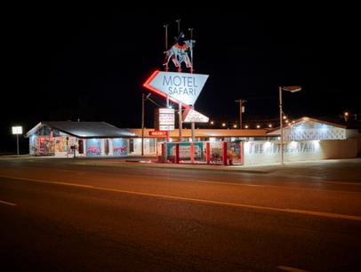 """Motel Safari"""