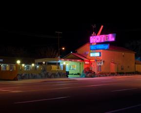 """""""Whitney Motel"""""""