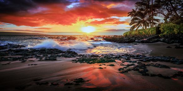 """""""Sunset in Paradise"""""""