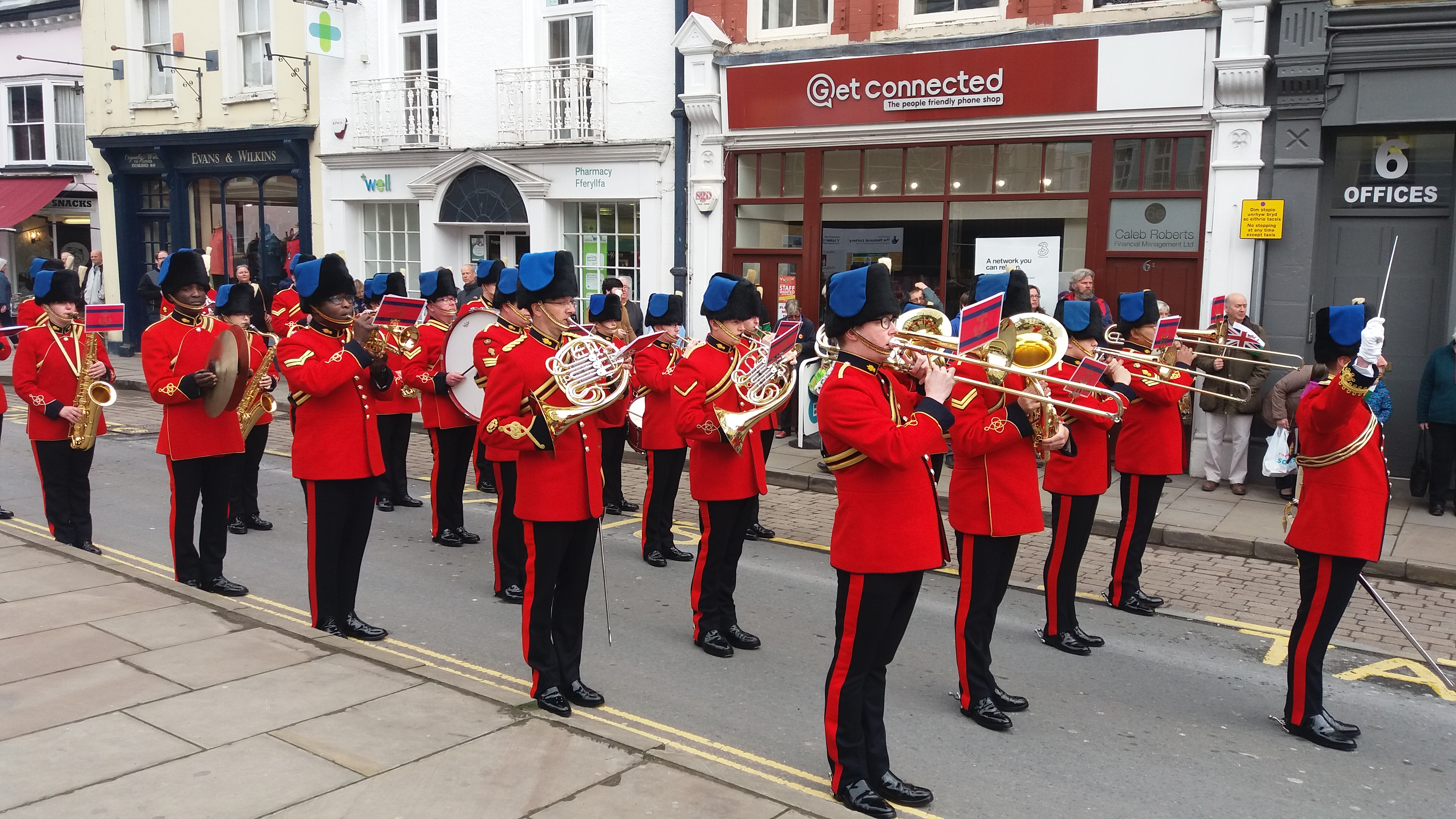 The Royal Engineers Band
