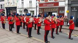 The Royal Engineers Band