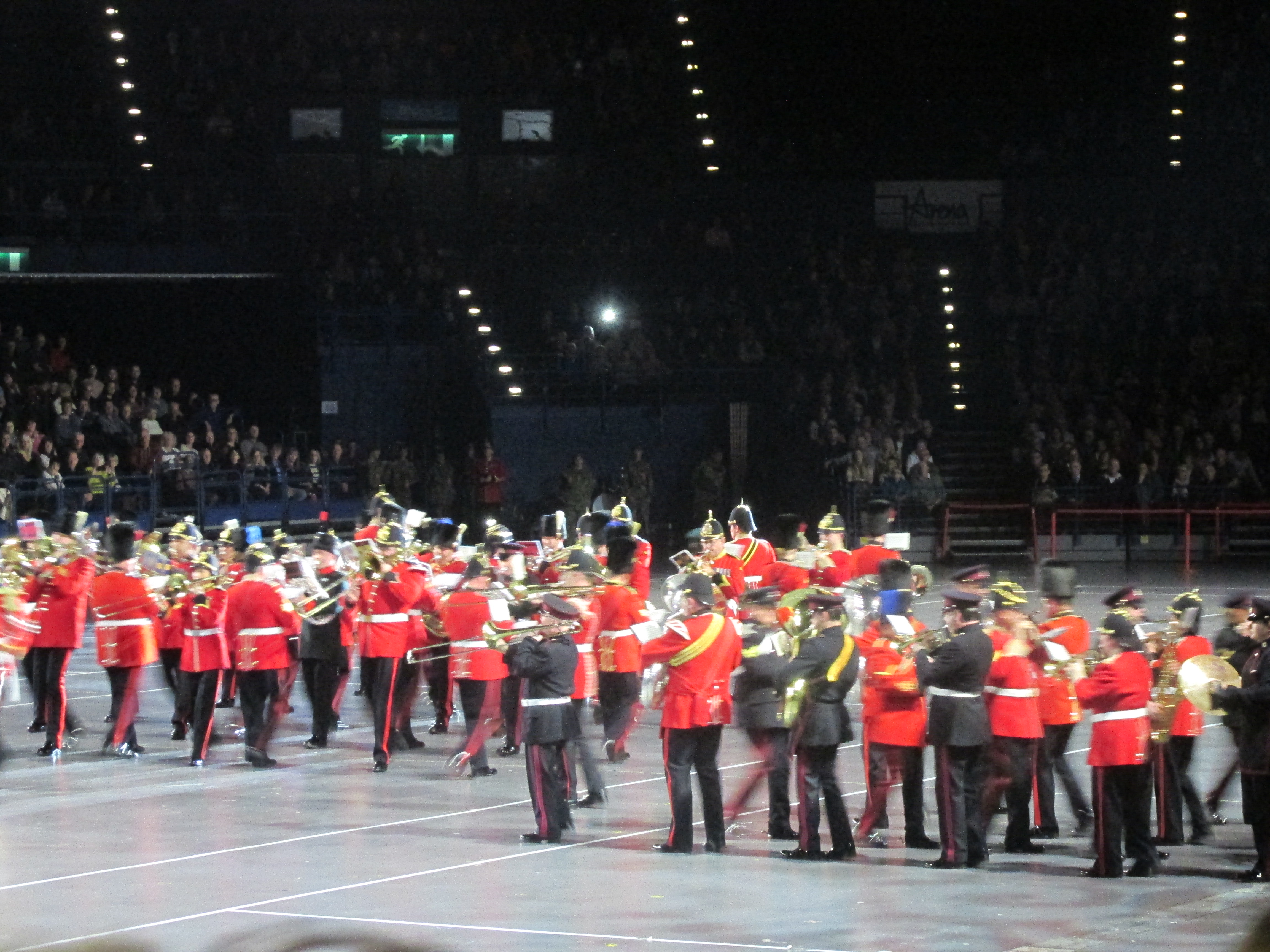 Combined Bands of the Army Reserve