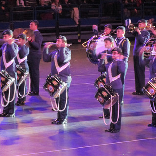 The National Band's Corps of Drums