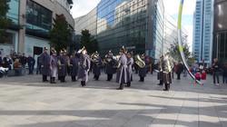 Prince of Wales Division Band