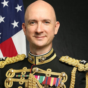 An Interview with Colonel Fettig, Director of Music of The 'President's Own' US Marine Band