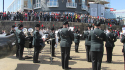 The Band of the Rifles