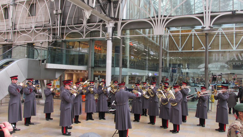 British Army Band Tidworth