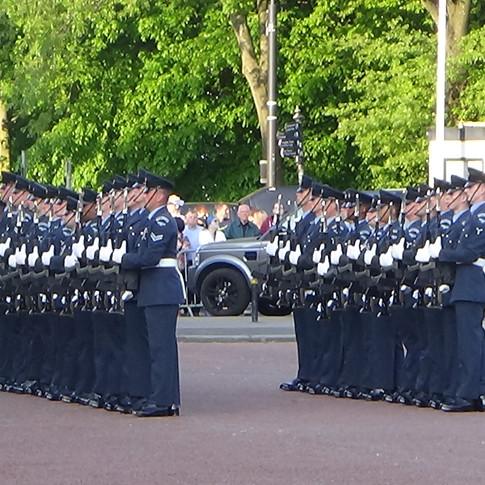 The Queen's Colour Squadron