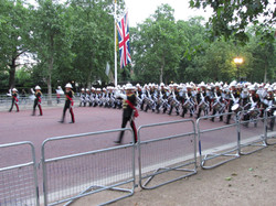 The Massed Bands of HM Royal Marines