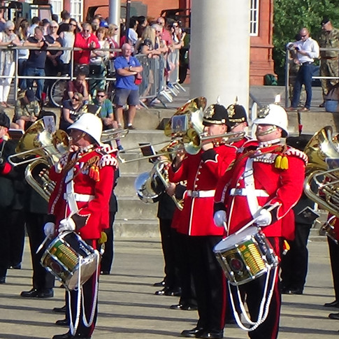 The Massed Bands