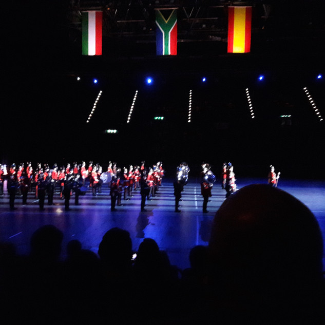 The Combined Bands of the Army Reserve