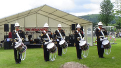 RM Band Collingwood Corps of Drums