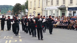 The Band of the Brigade of Gurkhas