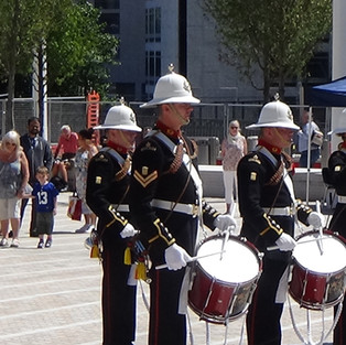 The Corps of Drums