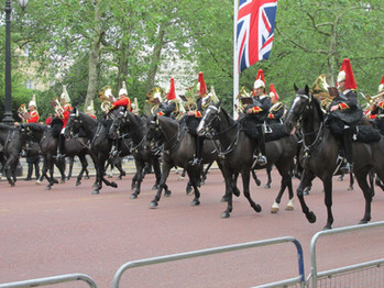 The Mounted Band of the Household Cavalry
