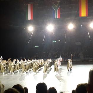 The Reprasentative Band of the Polish Border Guard