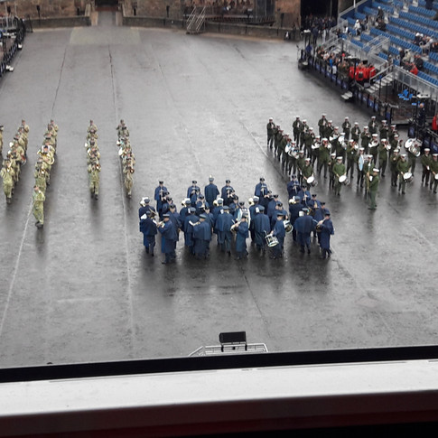 The Tri-Service British Military Bands