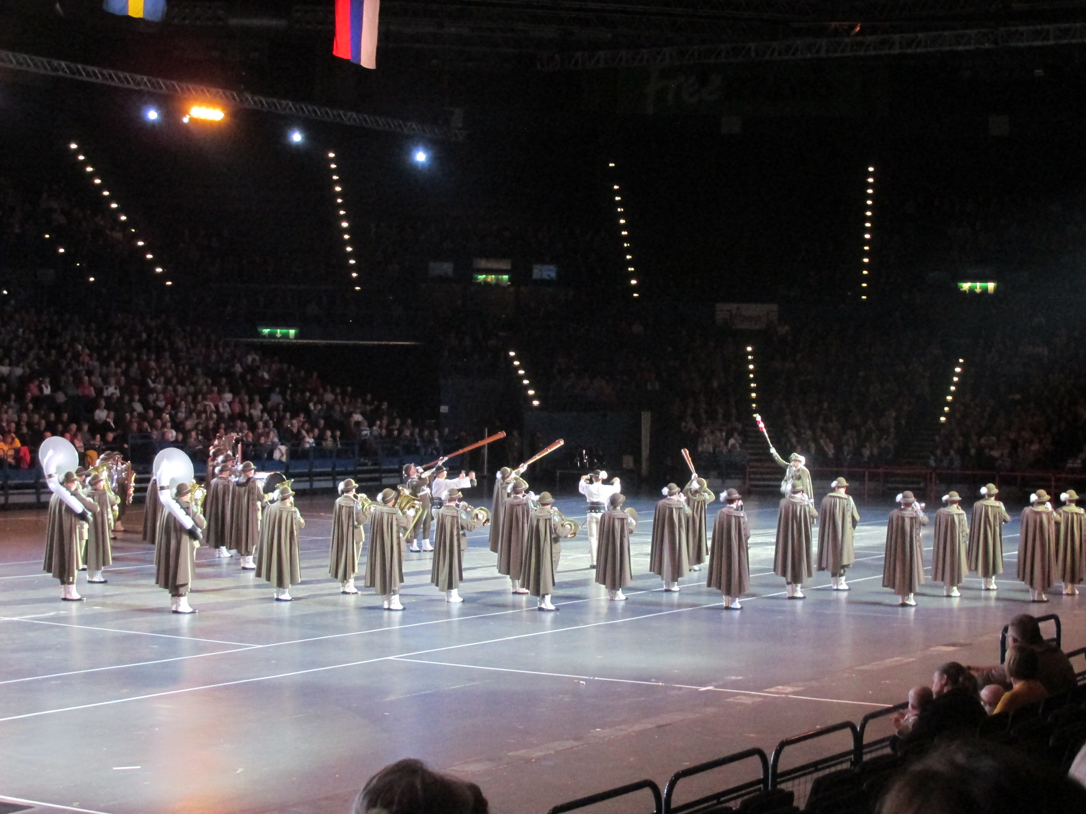 The Polish Border Guard Band