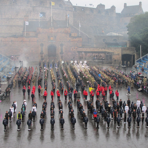 The Massed Bands Finale